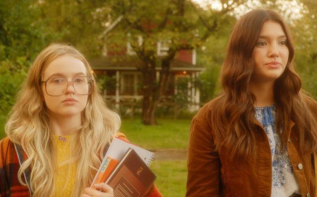 Kate et Tully entretiennent une amitié depuis des décennies (Photo: Netflix)