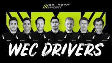 Kevin Magnussen Est L'un Des Pilotes Peugeot Sport Hypercar