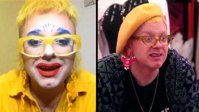 Ginny Lemon De Drag Race Uk Dit Que L'émission L'a