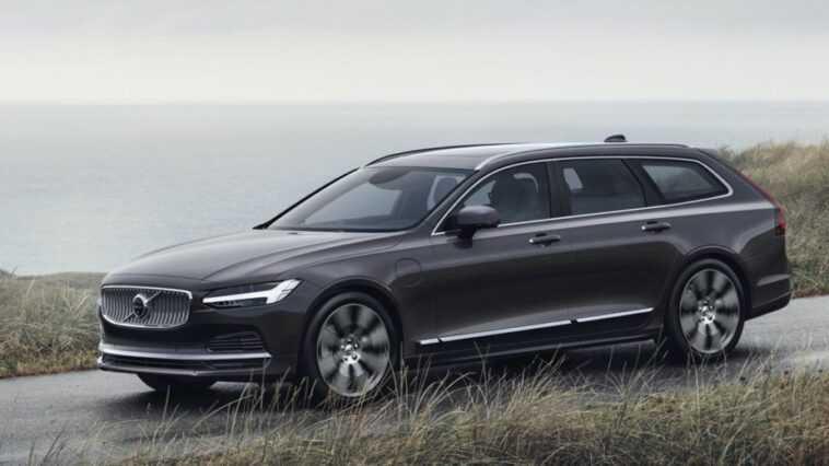 Découvrez Le Prix De La Nouvelle Volvo V90 T6 Recharge