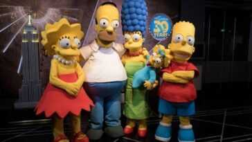Les Simpsons: l'erreur de continuité qui était visible par tout le monde et que presque personne ne remarquait