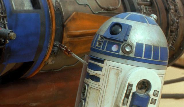 R2-D2 aurait pu sauver Grogu sans qu'Anakin ne le sache