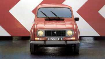Après La Renault 5, Vient La Renault 4