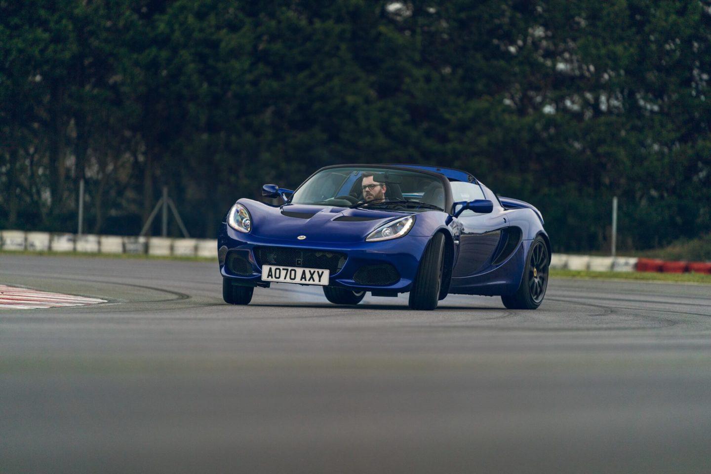 Lotus Elise Sport 240 édition finale