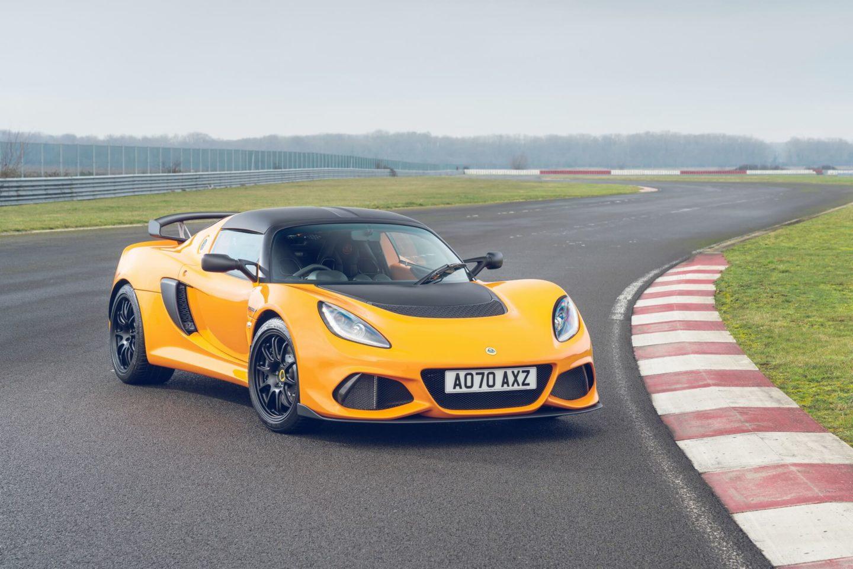 Lotus Exige Sport 390 édition finale