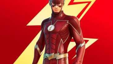 Une fuite révèle l'arrivée de Flash sur Fortnite Battle Royale