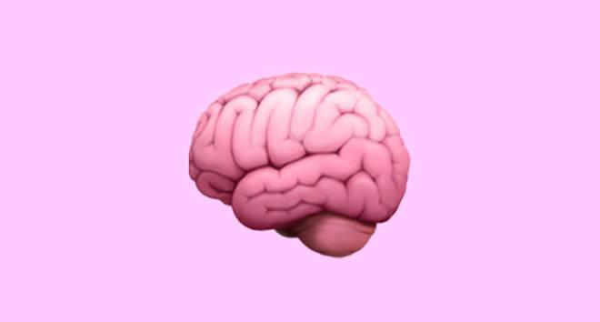 L'emoji du cerveau