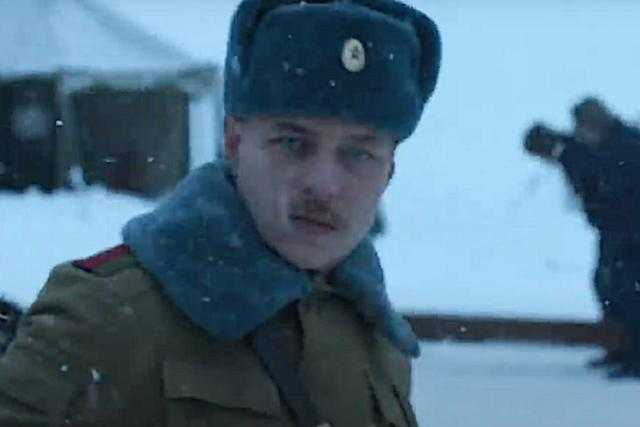 """Tom Wlaschiha jouera un soldat soviétique dans la quatrième saison de """"Stranger Things"""" (Photo: Netflix)"""