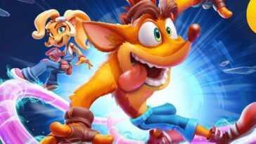 """""""Crash Bandicoot 4"""" arrive sur PS5, Xbox Series X, Nintendo Switch et PC"""