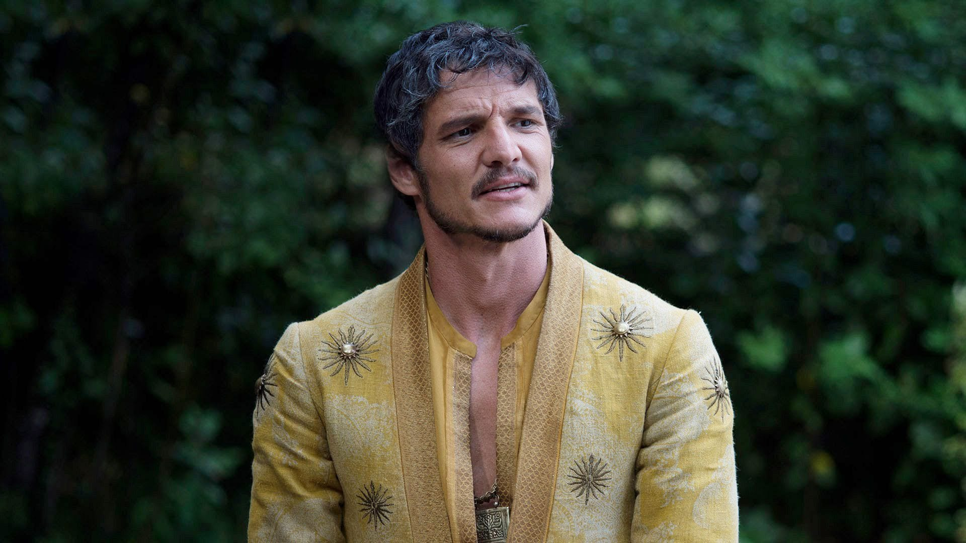 Pedro Pascal comme Oberyn Martell Game of Thrones