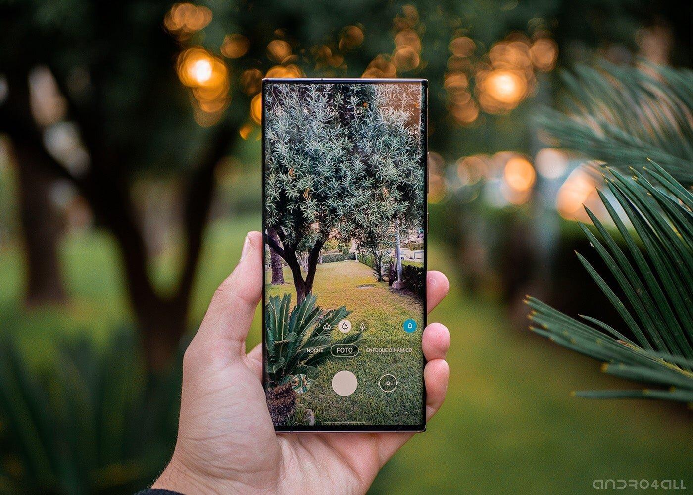 Samsung Galaxy Note20 Ultra, appareils photo