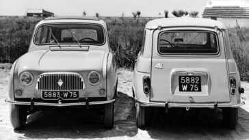 Pourquoi Appelons Nous La Renault 4 4l?
