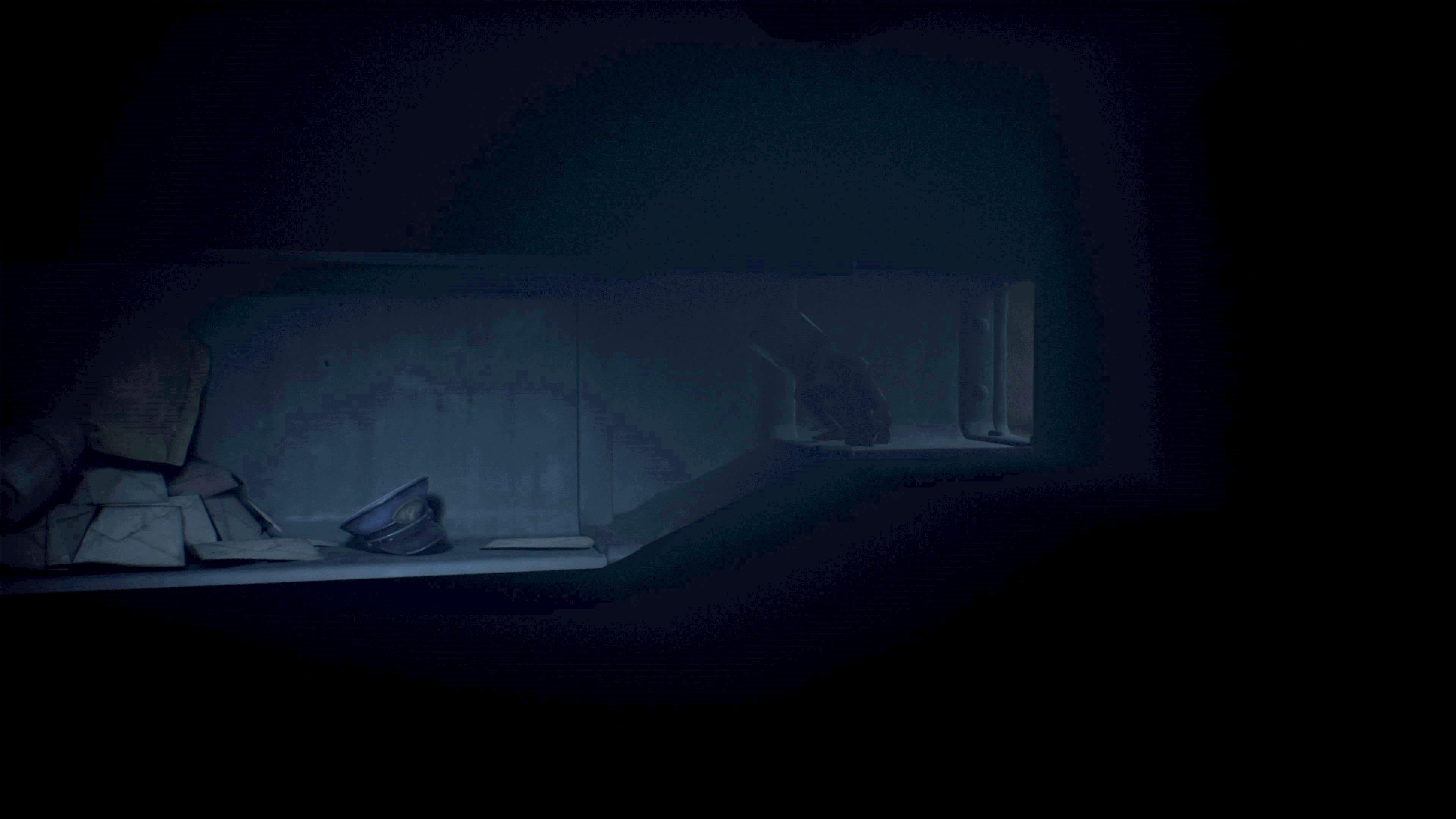 Casquette de police Little Nightmares 2