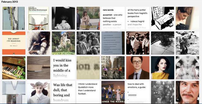 Le blog Tumblr Nouveau-Nouveau d'Elisa Lam existe toujours