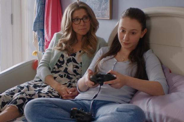 Dans le roman, Marah n'est pas la fille unique de Kate et Johnny (Photo: Netflix)