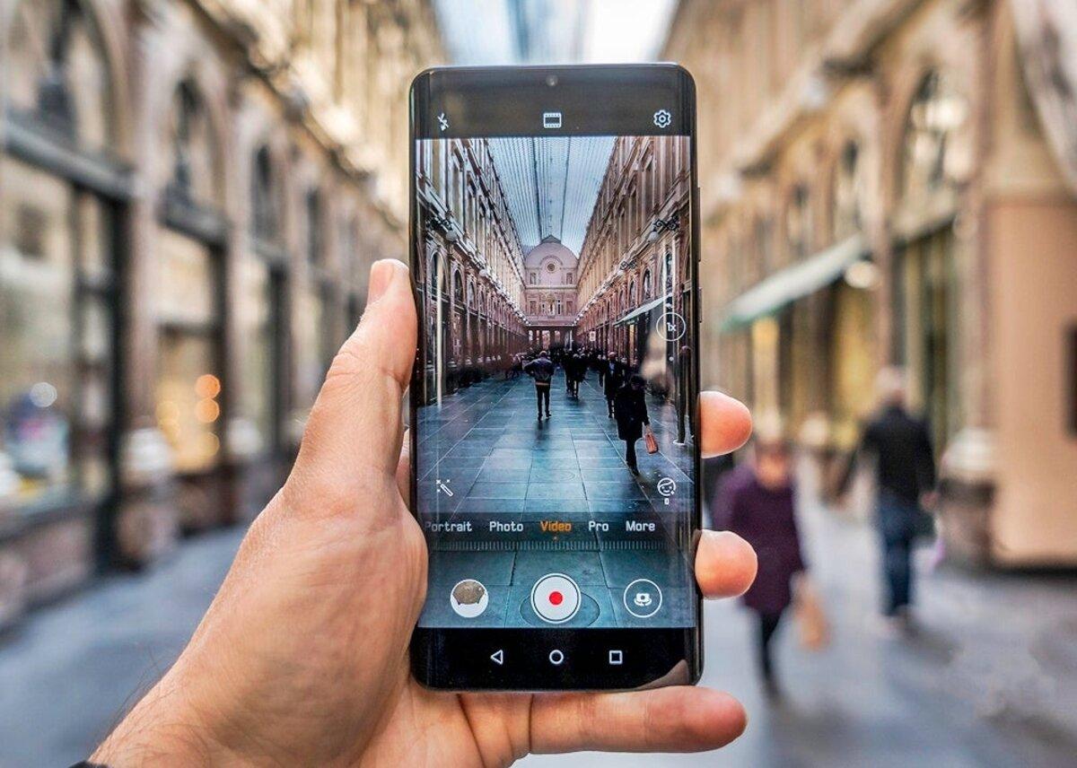 Appareil photo Huawei P30 Pro