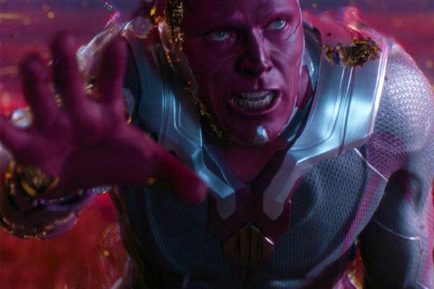 Wanda a élargi l'Hex pour sauver Vision (Photo: Disney + / Marvel)