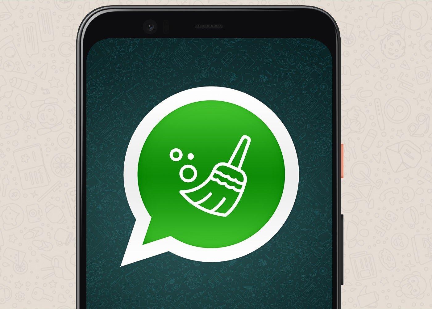 Libérez de l'espace sur WhatsApp