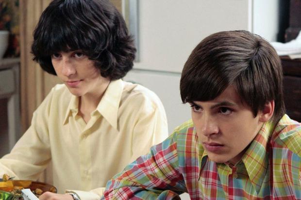 """Josete (Santi Crespo) et Carlos (Ricardo Gómez) dans """"Dis-moi comment c"""