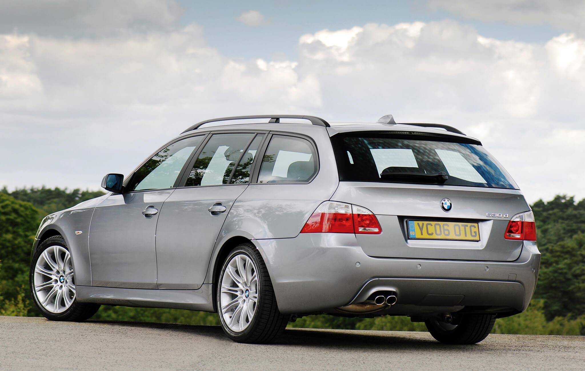 BMW Série 5 E60 Touring