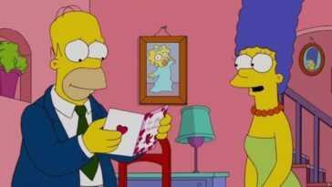 Le marathon des Simpsons sur Fox pour la Saint-Valentin