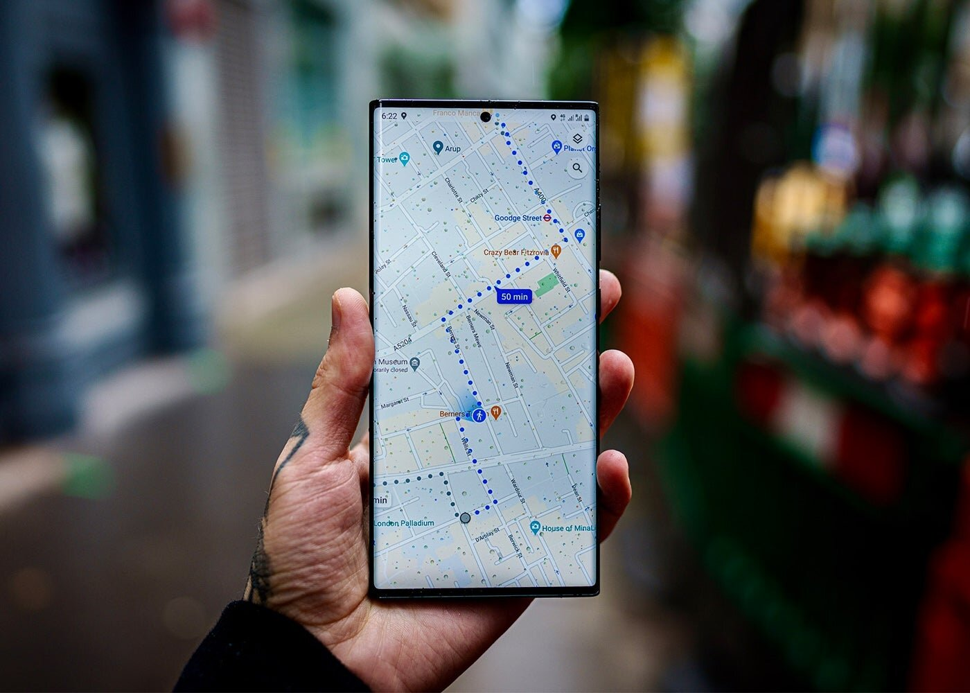 Google Maps pour Android