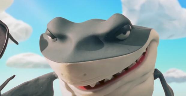 Est-ce que le requin est Mephisto?  (Photo: Disney Plus)