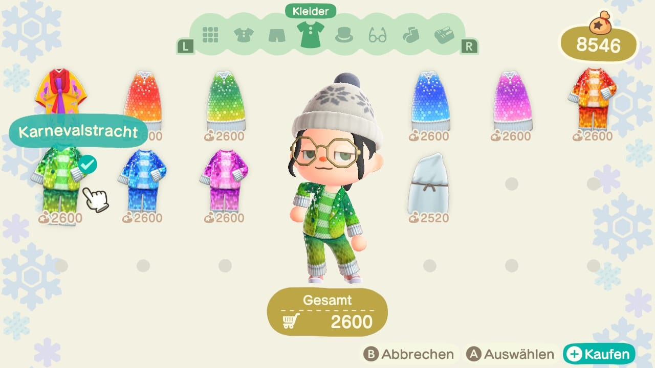 Animal Crossing New Horizons Carnival Feather Swap