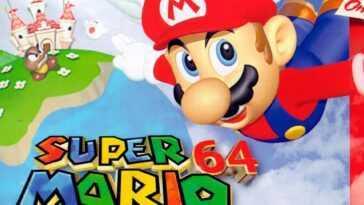Découvrez à quoi ressemble «Super Mario 64» avec le lancer de rayons