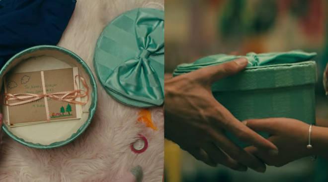 À tous les garçons 3: Lara Jean donne à Peter la boîte dans laquelle elle a gardé ses lettres