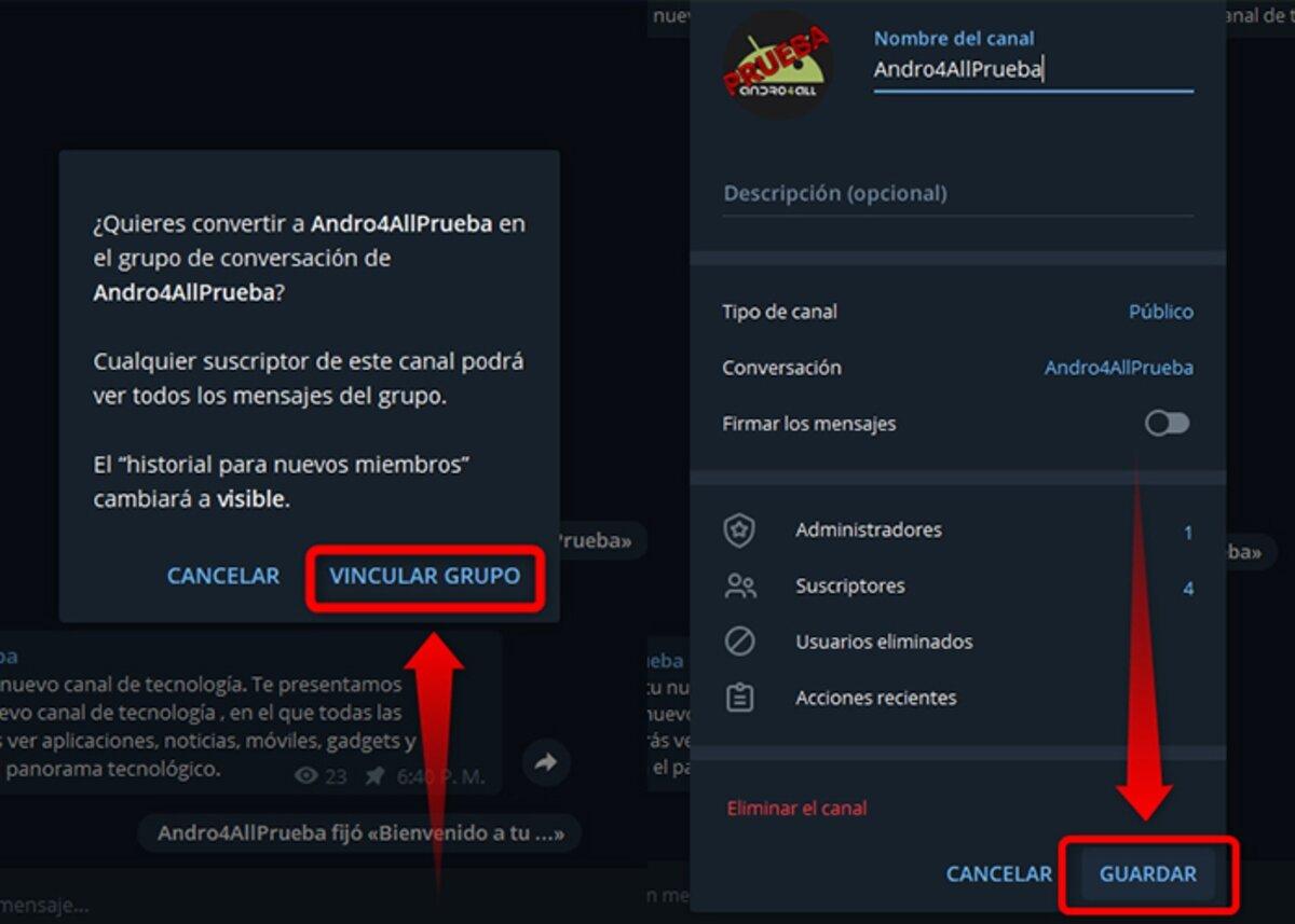 enregistrer les modifications pour que les utilisateurs interagissent dans les commentaires