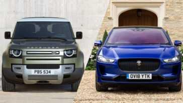 Jaguar Land Rover électrise «l'auto Stop» Dans Le Cadre Du Plan