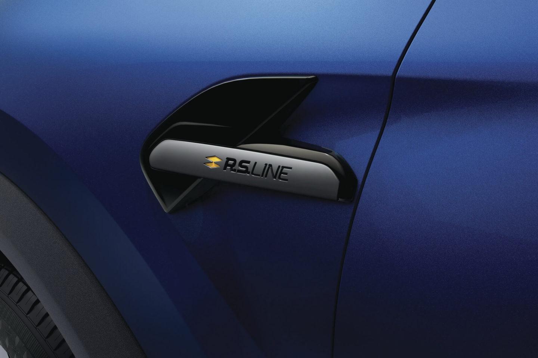 Ligne Renault Captur RS