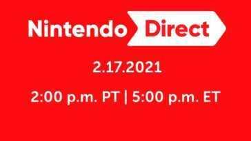 New Nintendo Direct annoncé après 500 jours sans aucun