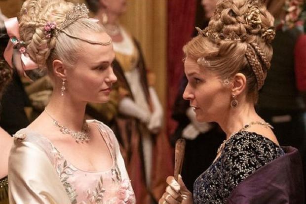 Cressida était intéressée par le prince Friedrich (Photo: Bridgerton / Netflix)