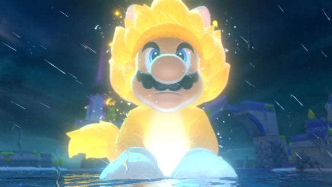 Nouvelles de Super Mario 3D World Pictures
