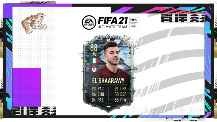 Should You Do The Flashback El Shaarawy SBC In FIFA 21? Great Value SBC