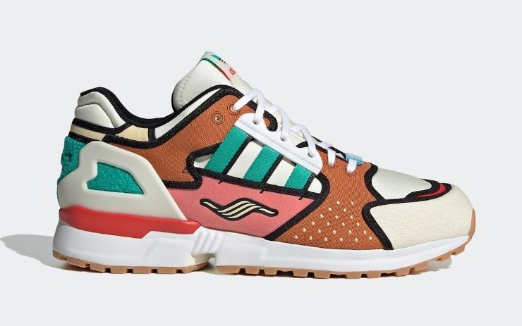 Adidas Krusty Burger
