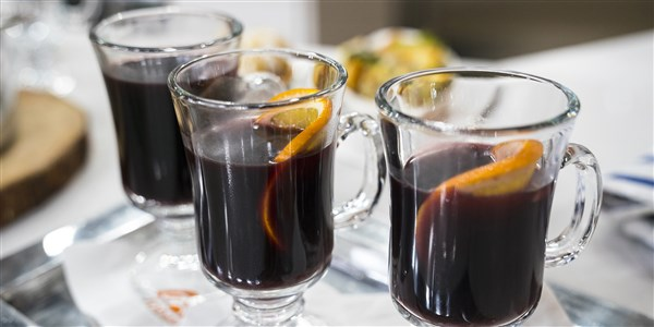 Glogg traditionnel de Siri