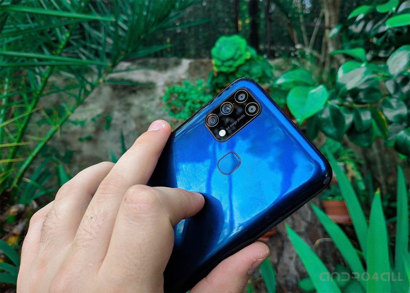 Module caméra Samsung Galaxy M31