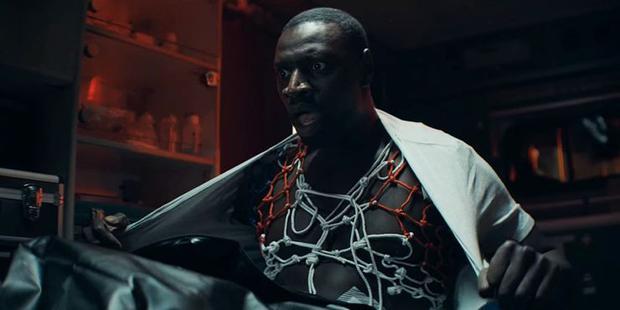 Assane a simulé sa mort pour s'échapper de prison (Photo: Netflix)