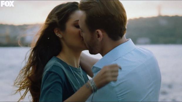 Eda et Serkan vivent peut-être un vrai amour, mais ... pour combien de temps?  (Photo: renard)