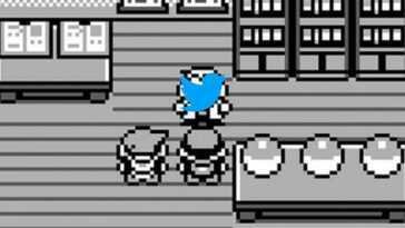 40 jours plus tard, ils parviennent à terminer 'Pokémon Red' en jouant sur la photo de profil d'un compte Twitter (oui, comme ça en a l'air)