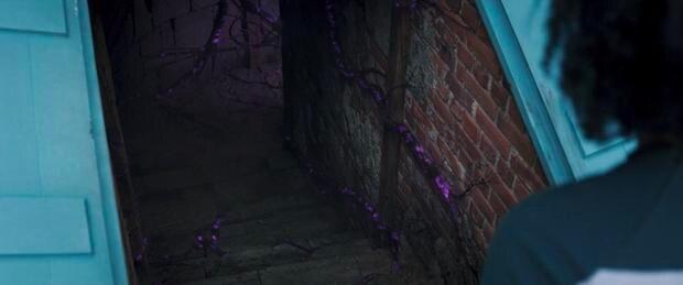 Que se passe-t-il dans le sous-sol d'Agatha?  (Photo: Disney Plus)