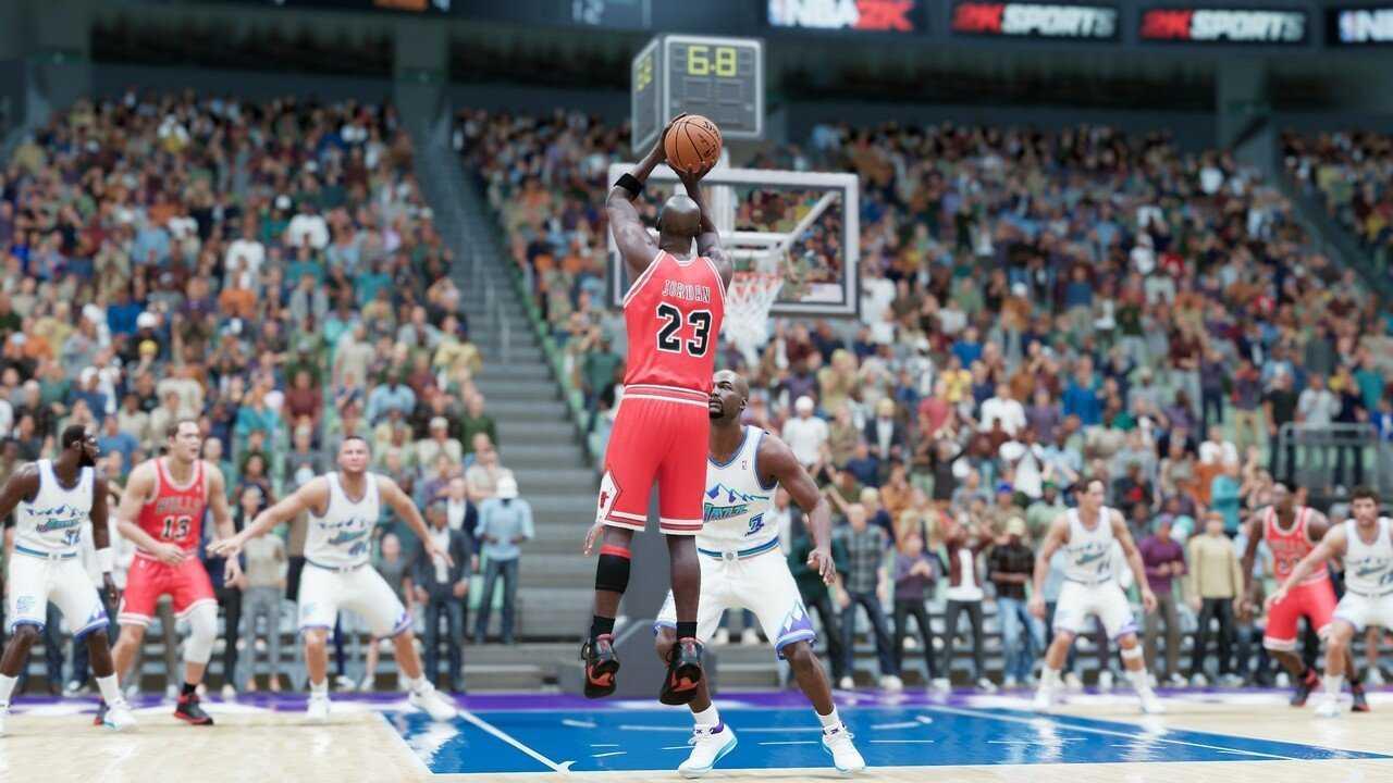C'est l'âge des héros dans la nouvelle saison de NBA 2K21
