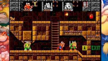 "Blizzard lance une collection Arcade avec ""The Lost Vikings"""