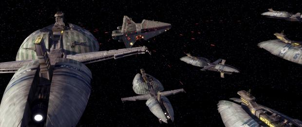 La manœuvre de Marg Sabl (Photo: Lucasfilm)
