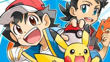 Nouveau manga Pokémon Journeys à venir cet automne