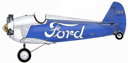 Conception de Ford Flivver