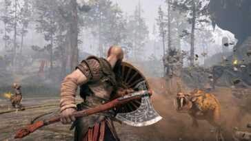 God of War: Sequel ne peut pas être intitulé 'Ragnarok'
